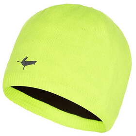 Sealskinz Waterproof Beanie hi vis yellow/black